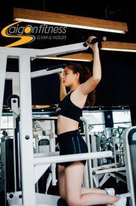 Những sai lầm khi tập gym nữ
