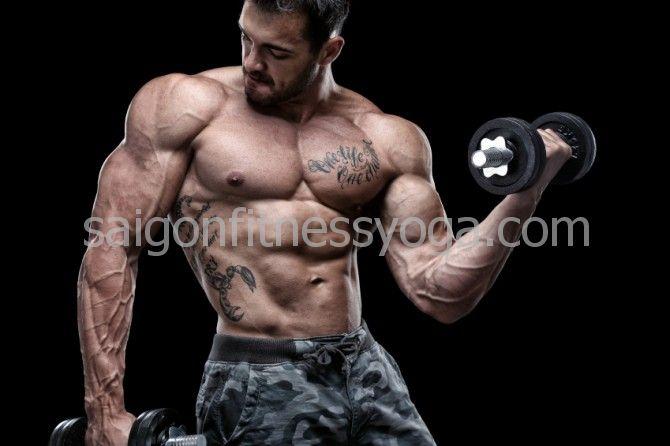 Tập Gym dành cho nam hiệu quả
