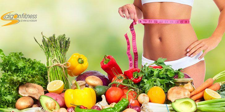 Thực đơn giảm cân nhanh chóng hiệu quả