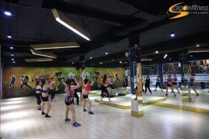 Học nhảy giảm cân nhanh hiệu quả