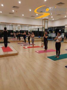 Yoga giảm cân nhanh chóng